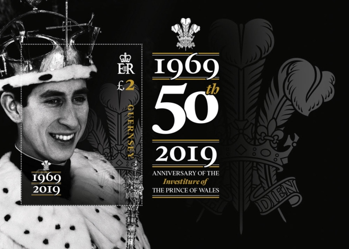 [The 50th Anniversary of the Investiture of HRH Prince of Wales, type ]