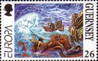 [EUROPA Stamps - Tales and Legends, Typ AAL]