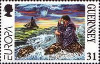 [EUROPA Stamps - Tales and Legends, Typ AAM]