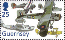 [The 80th Anniversary of the Royal Air Force, Typ ABZ]