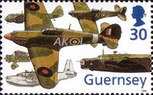 [The 80th Anniversary of the Royal Air Force, Typ ACA]