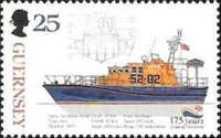 [The 175th Anniversary of the Royal Lifeboat Institution, type ADC]