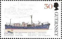 [The 175th Anniversary of the Royal Lifeboat Institution, type ADD]