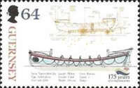 [The 175th Anniversary of the Royal Lifeboat Institution, type ADG]