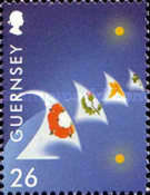 [EUROPA Stamps - Tower of 6 Stars, Typ AEZ]