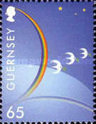 [EUROPA Stamps - Tower of 6 Stars, type AFB]
