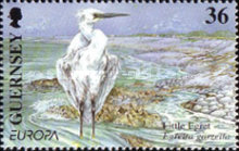 [EUROPA Stamps - Water, Treasure of Nature - Birds, Typ AGD]