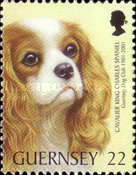 [The 100th Anniversary of the Guernsey Dog Society, Typ AGF]