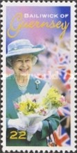 [The 50th Anniversary of HRM The Queen Elizabeth's Accession, Typ AHV]