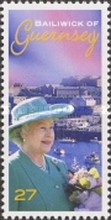 [The 50th Anniversary of HRM The Queen Elizabeth's Accession, Typ AHW]