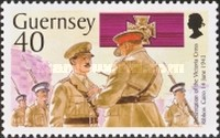 [The 60th Anniversary of Awarding the Victoria Cross to Herbert Wallace le Patourel, Typ AIE]