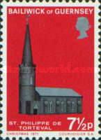 [Christmas Stamps, Typ AM]