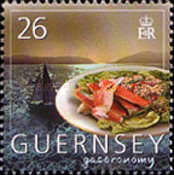 [EUROPA Stamps - Gastronomy, Typ AMJ]