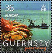[EUROPA Stamps - Gastronomy, Typ AML]