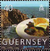 [EUROPA Stamps - Gastronomy, Typ AMM]