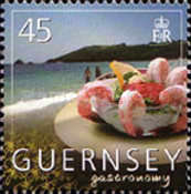 [EUROPA Stamps - Gastronomy, Typ AMN]