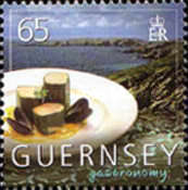 [EUROPA Stamps - Gastronomy, Typ AMO]