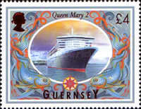 [Definitive Issue - Queen Mary 2, Typ AMR]
