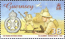 [The 150th Anniversary of the Victoria Cross, type ANK]