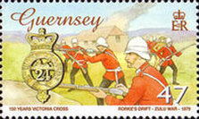 [The 150th Anniversary of the Victoria Cross, Typ ANM]
