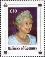 [The 80th Anniversary of the  Birth of Queen Elizabeth II, Typ AOJ]