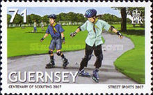 [EUROPA Stamps - The 100th Anniversary of Scouting, Typ APX]