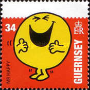 [The 20th Anniversary of the Death of Roger Hargreaves, Typ ASB]