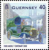 [The 100th Anniversary of the First Model T Ford, Typ ASS]