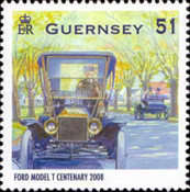 [The 100th Anniversary of the First Model T Ford, Typ ASU]