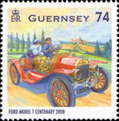 [The 100th Anniversary of the First Model T Ford, Typ ASW]