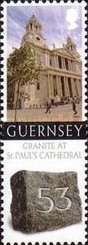 [Granite from Guernsey used for St. Paul`s Cathedral, Typ ATB]
