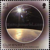 [EUROPA Stamps - Astronomy, Typ ATY]