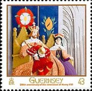 [The 500th Anniversary of the Coronation of King Henry VIII, Typ AUT]