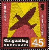[The 100th Anniversary of Girlguiding, Typ AWB]
