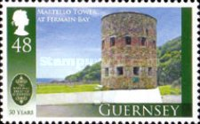 [The 50th Anniversary of the Guernsey National Trust, Typ AWJ]