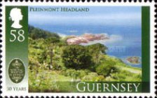 [The 50th Anniversary of the Guernsey National Trust, type AWL]