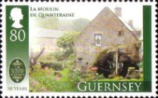 [The 50th Anniversary of the Guernsey National Trust, type AWM]
