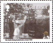 [The 70th Anniversary of the Guernsey Evacuees, Typ AWN]