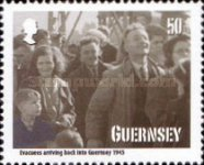 [The 70th Anniversary of the Guernsey Evacuees, Typ AWQ]