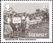 [The 70th Anniversary of the Guernsey Evacuees, type AWS]