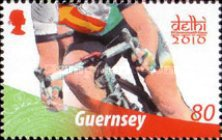 [The 40th Anniversary of Guernseys Participation in the Commonwealth Games, type AWY]