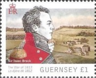 [The 200th Anniversary of the War of 1812 - Joint Issue with Canada, Typ AZI]