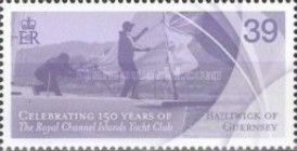 [The 150th Anniversary of the Royal Channel Yacht Club, Typ AZK]