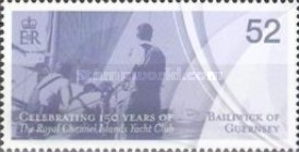 [The 150th Anniversary of the Royal Channel Yacht Club, Typ AZL]