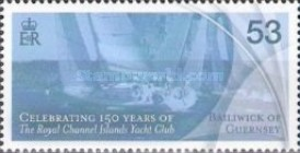 [The 150th Anniversary of the Royal Channel Yacht Club, Typ AZM]
