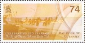 [The 150th Anniversary of the Royal Channel Yacht Club, Typ AZP]