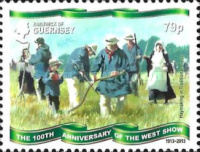 [SEPAC Issue - The 100th Anniversary of the West Show, Typ BBL]