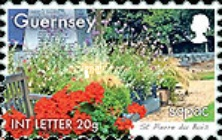 [SEPAC Issue - The 50th Anniversary of The Royal Horticultural Society's Britain in Bloom, Typ BCP]