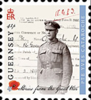 [The 100th Anniversary of the Beginning of World War I - Stories from the Great War, Typ BDR]