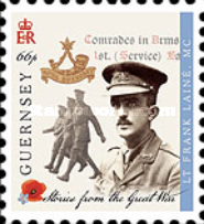 [The 100th Anniversary of the Beginning of World War I - Stories from the Great War, Typ BDU]